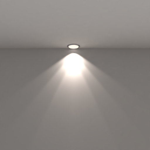 Thumbnail: built in spot lamp, white