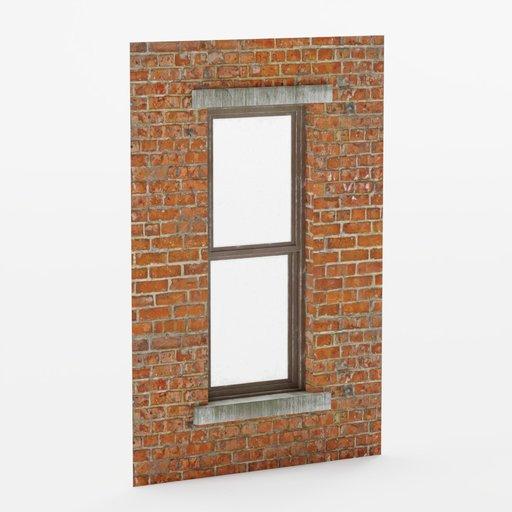 Thumbnail: Wall window center 2x3