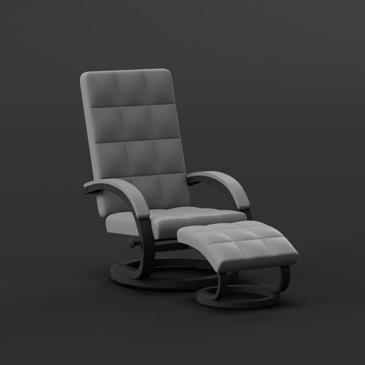 Thumbnail: Lounge Chair Set