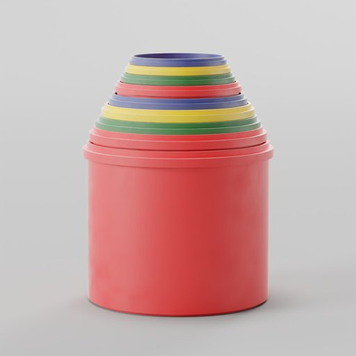 Thumbnail: Stacking Cups