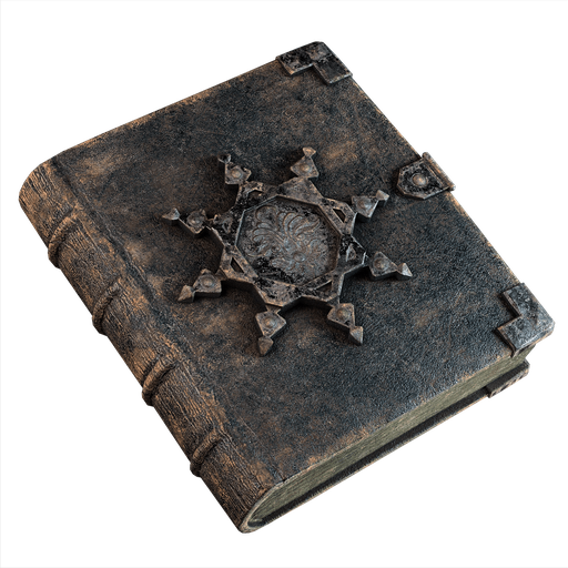 Thumbnail: Old medieval book