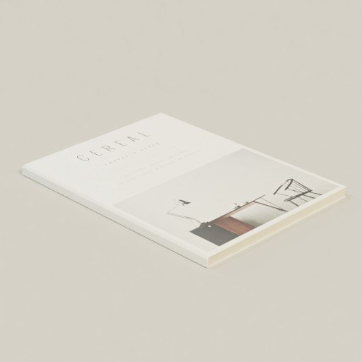 Thumbnail: Cereal Magazine