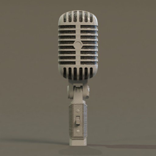 Thumbnail: Microphone