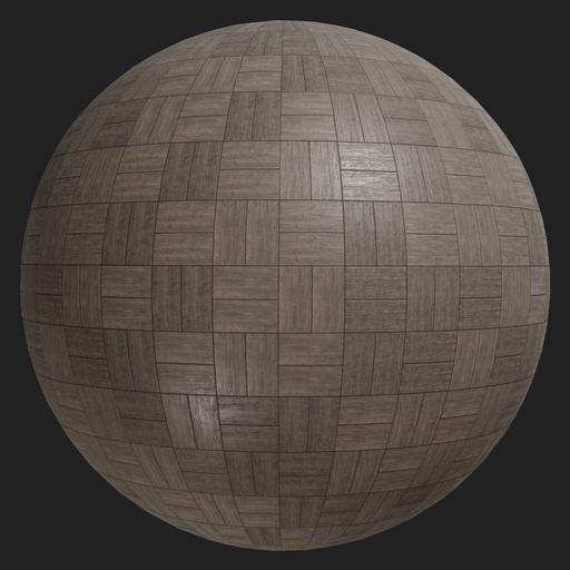 Thumbnail: Wooden floor006