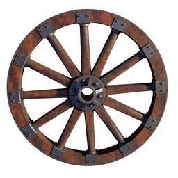 Thumbnail: Wagon Wheel