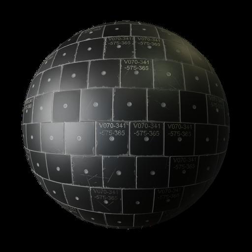 SpaceShuttle heat shield