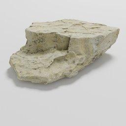 Thumbnail: Sandstone - cracked