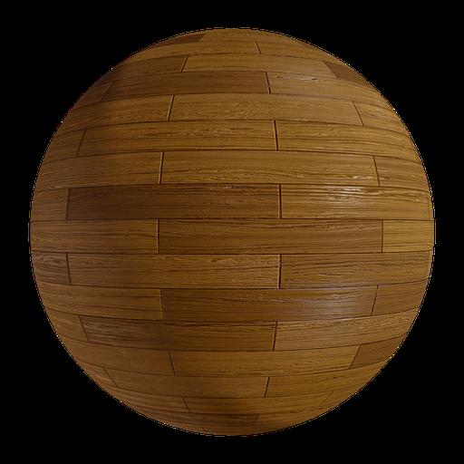 Procedural Wood Texture Light