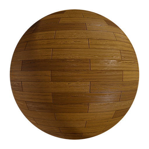 Thumbnail: Procedural Wood Texture Light