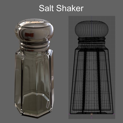 Thumbnail: Salt Shaker