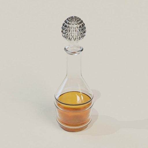 Thumbnail: Modern wine bottle