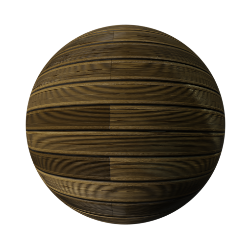 Thumbnail: Terrace wood board - procedural