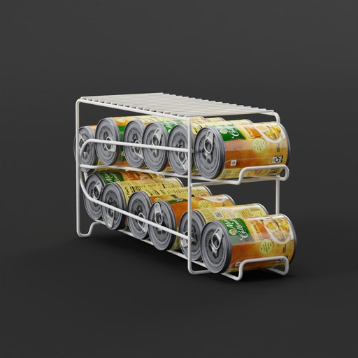 Thumbnail: Canned Food Dispenser