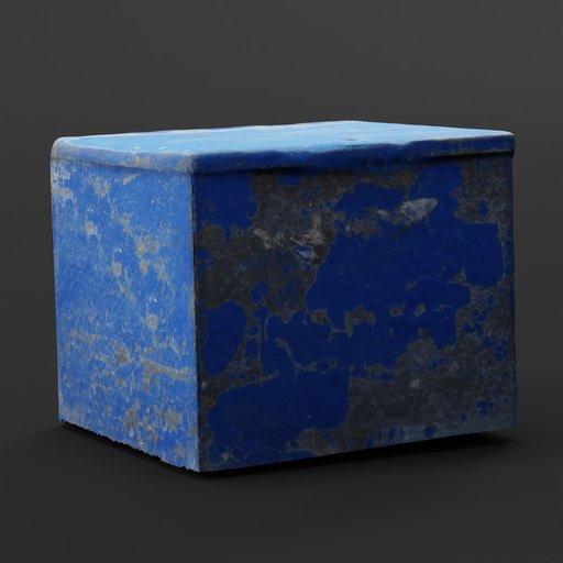 Old Blue Box