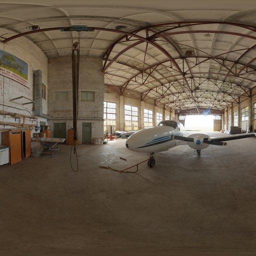 Thumbnail: Small Hangar 02