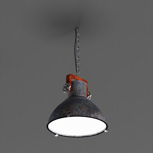 Thumbnail: Loft Lamp 001