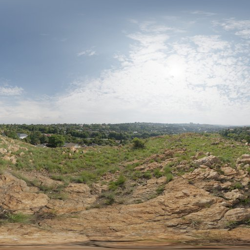 Thumbnail: Kloofendal 38d Partly Cloudy