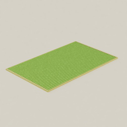 Thumbnail: Japanese straw mat
