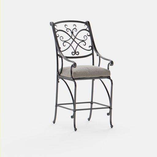 Thumbnail: Outdoor Bar Chair