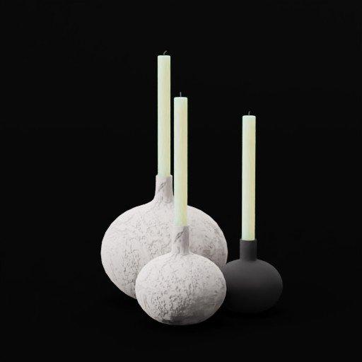 Thumbnail: Candle Holder Bowls
