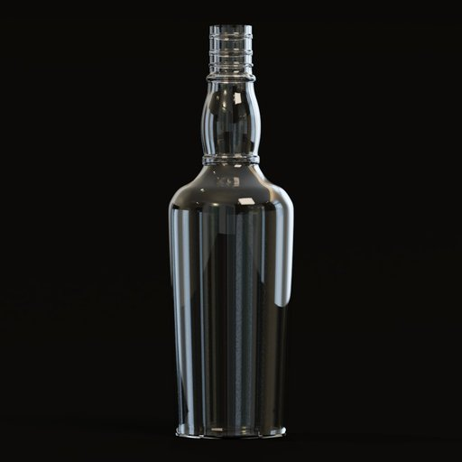 Empty bottle 1.75l