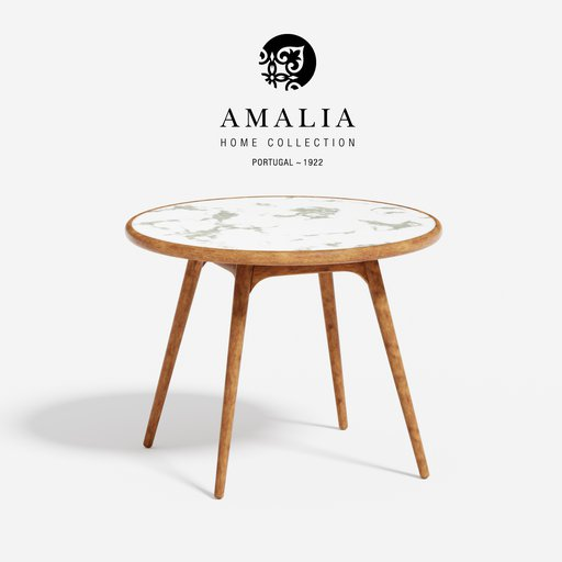 TEJO round center table