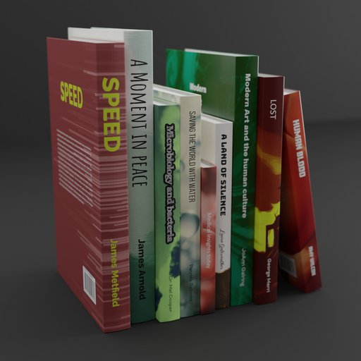 Thumbnail: Stack of Books