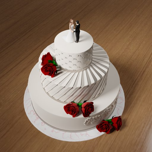 Thumbnail: Wedding Cake