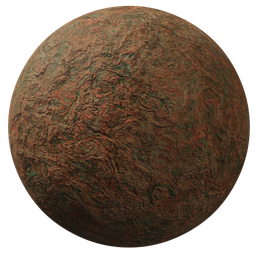 Thumbnail: Red vained marble