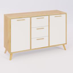 Thumbnail: Chest of drawers Skandi