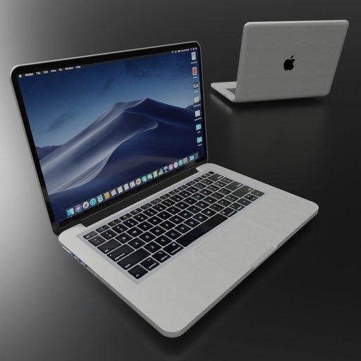 Thumbnail: Mcbook Laptop