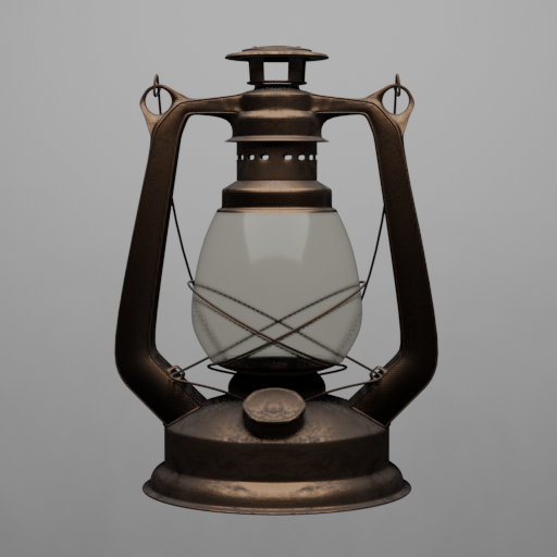 Thumbnail: Oil Lamp