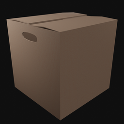 Thumbnail: A common 1x1 ft box
