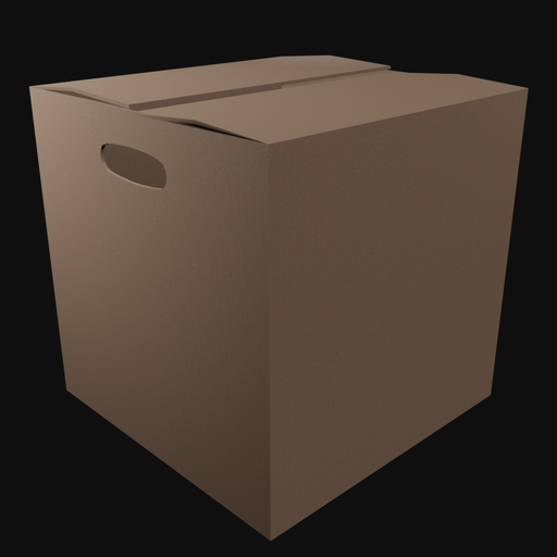 Thumbnail: A common 1x1 ft box
