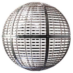 Thumbnail: Metal Grid 01