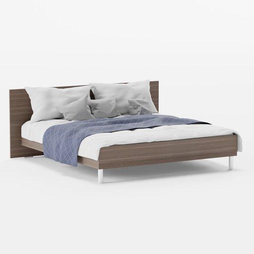 Thumbnail: Master bed