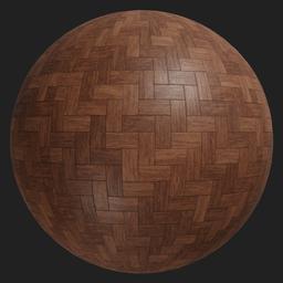 Thumbnail: Wooden floor005