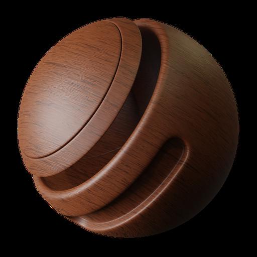 Thumbnail: Wood procedural