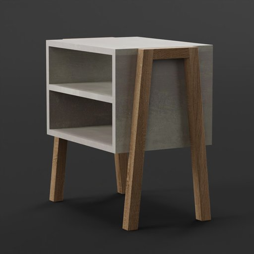 Thumbnail: Bedside Drawer Tables