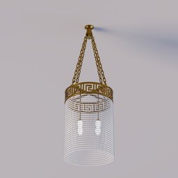 Thumbnail: ceiling_lamp_with_greek_meander