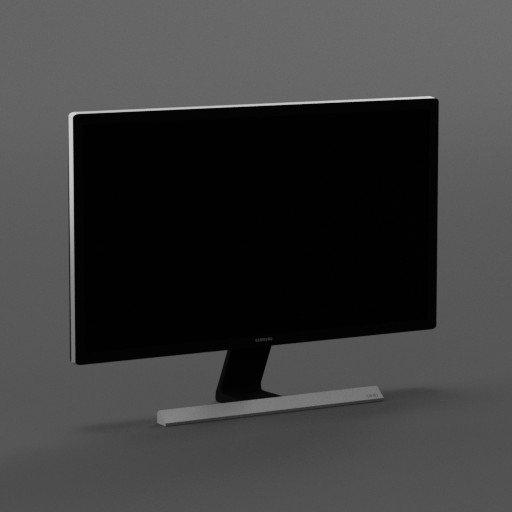 Thumbnail: Monitor Samsung U28D590D