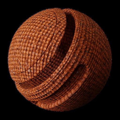 Thumbnail: Procedural Rebar Rust