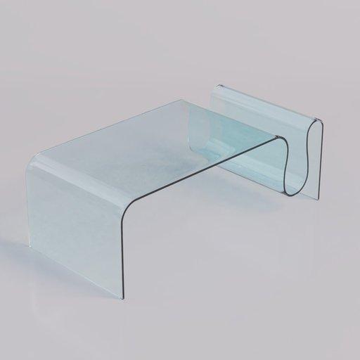 Thumbnail: Coffee Table glass 1