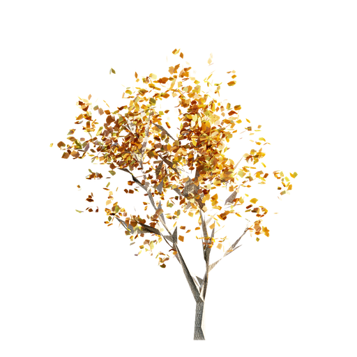 Thumbnail: Tree LOD 3 Autumn