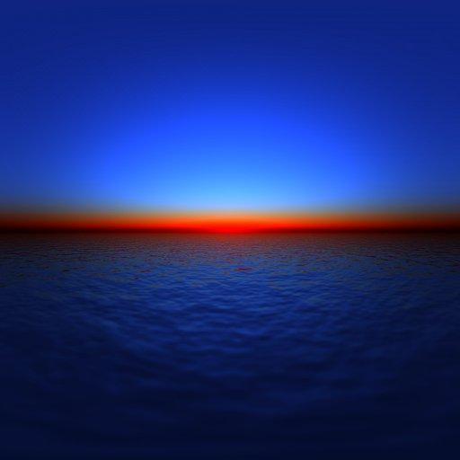 Thumbnail: Sea blue hour