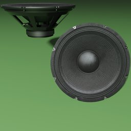 Thumbnail: Bass speaker 18 inches.