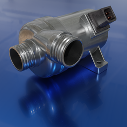 Thumbnail: Electric water pump for electric vehicles.