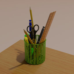 Thumbnail: Pen holder