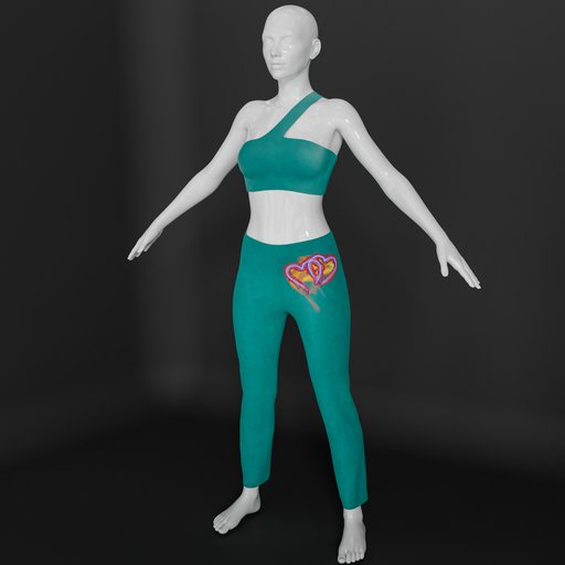Thumbnail: Velvet pants and top