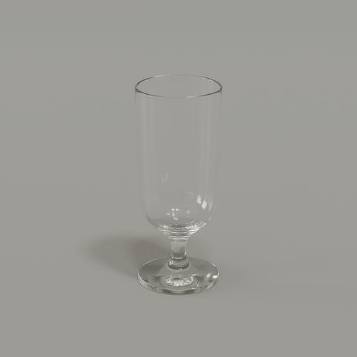 Thumbnail: Tulip Glass